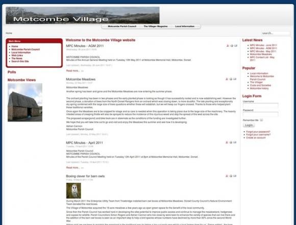 Motcombe Village Parish Council