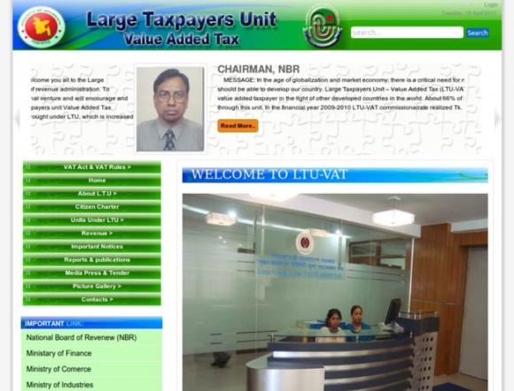 Large Tax Payers Unit