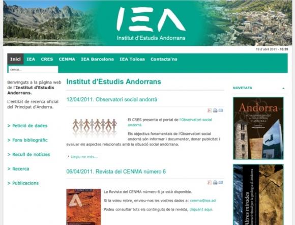 Institute of Andorran Studies