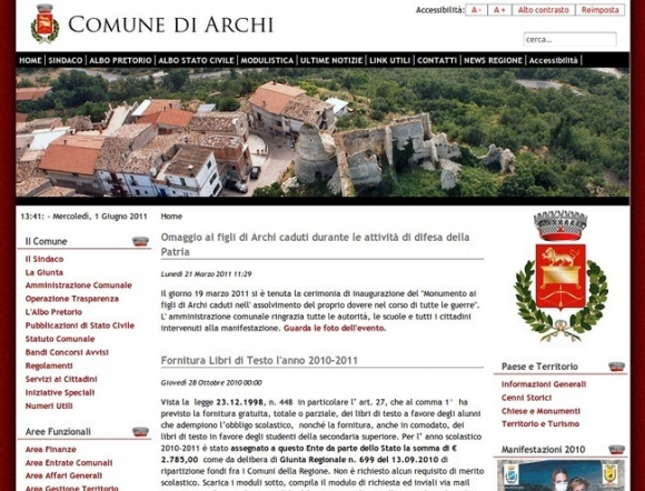 Comune di Archi