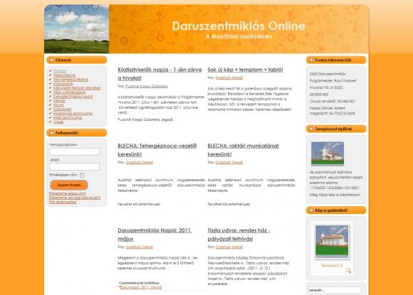 Daruszentmiklós Online