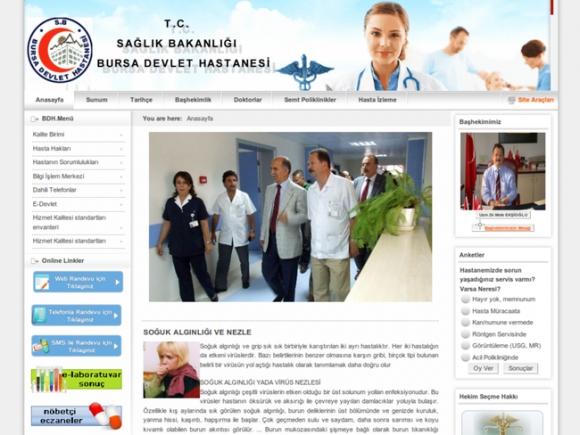 Bursa State Hospital