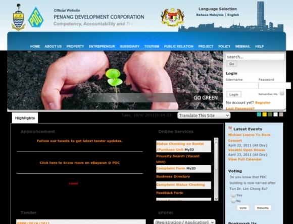 Penang Development Corporation