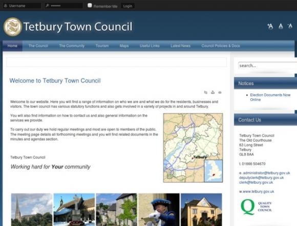 Tetbury Town Council