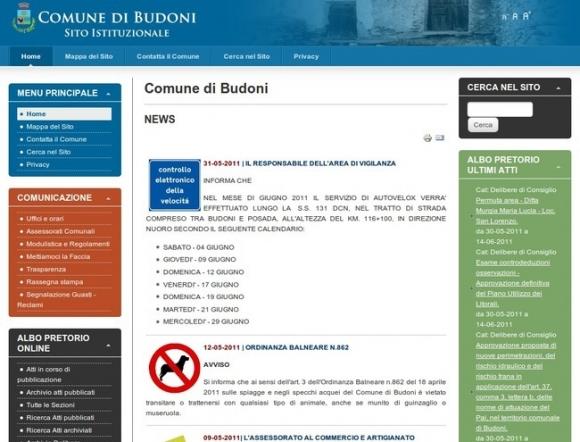 Comune di Budoni