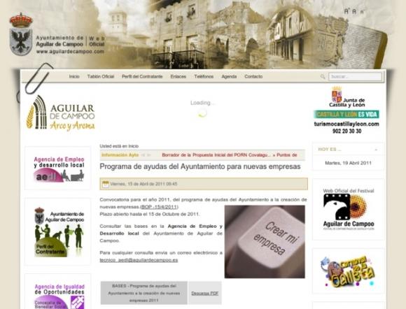 Ayuntamiento de Aguilar de Campoo
