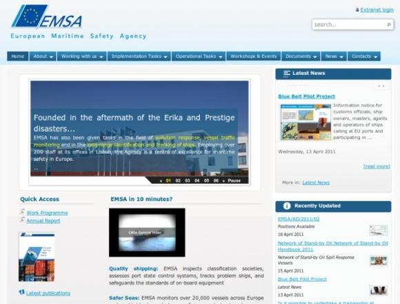 European Maritime Safety Agency