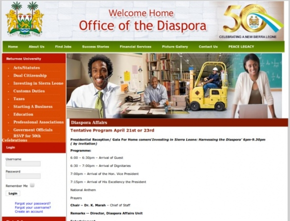 Office of the Diaspora
