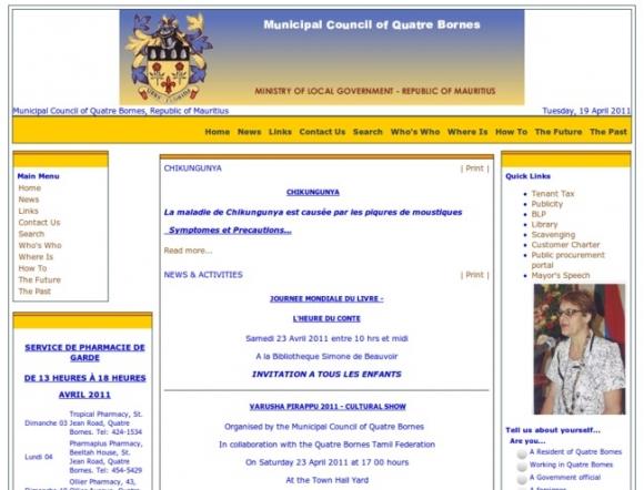 Municipal Council of Quatre Borne